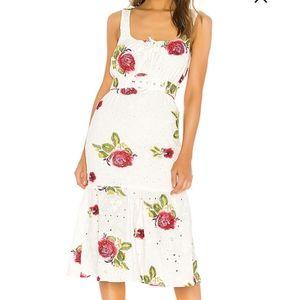 Majorelle Mariah dress